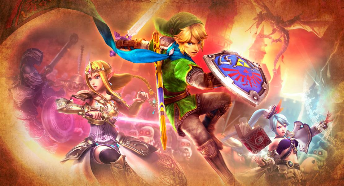 Koei Tecmo estaría trabajando con Nintendo en un nuevo musou