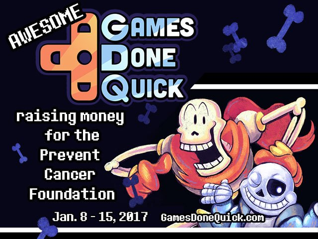 Comienza la Awesome Games Done Quick 2017