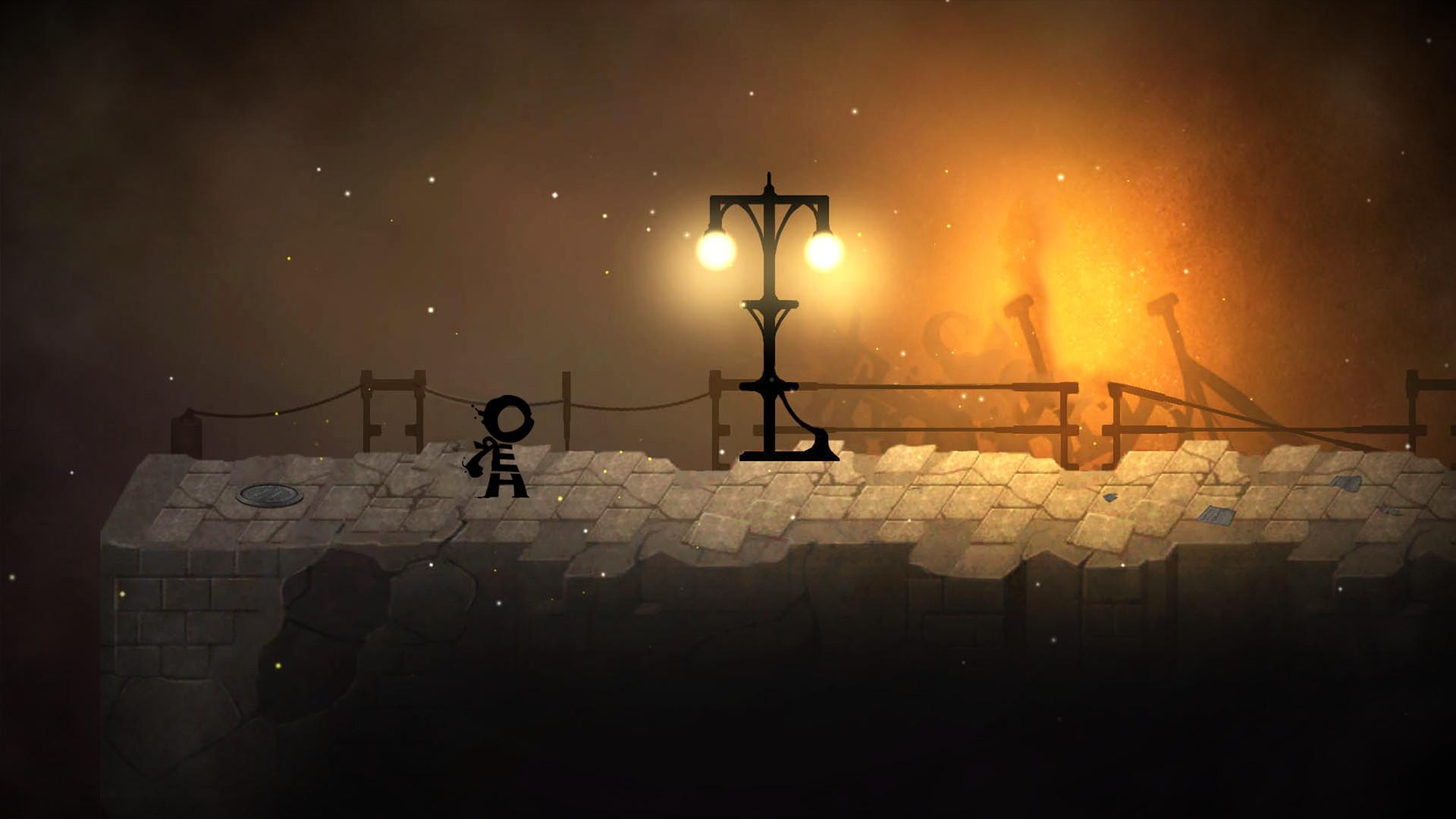 Typoman el héroe simbólico llega a PS4 y Xbox One esta semana
