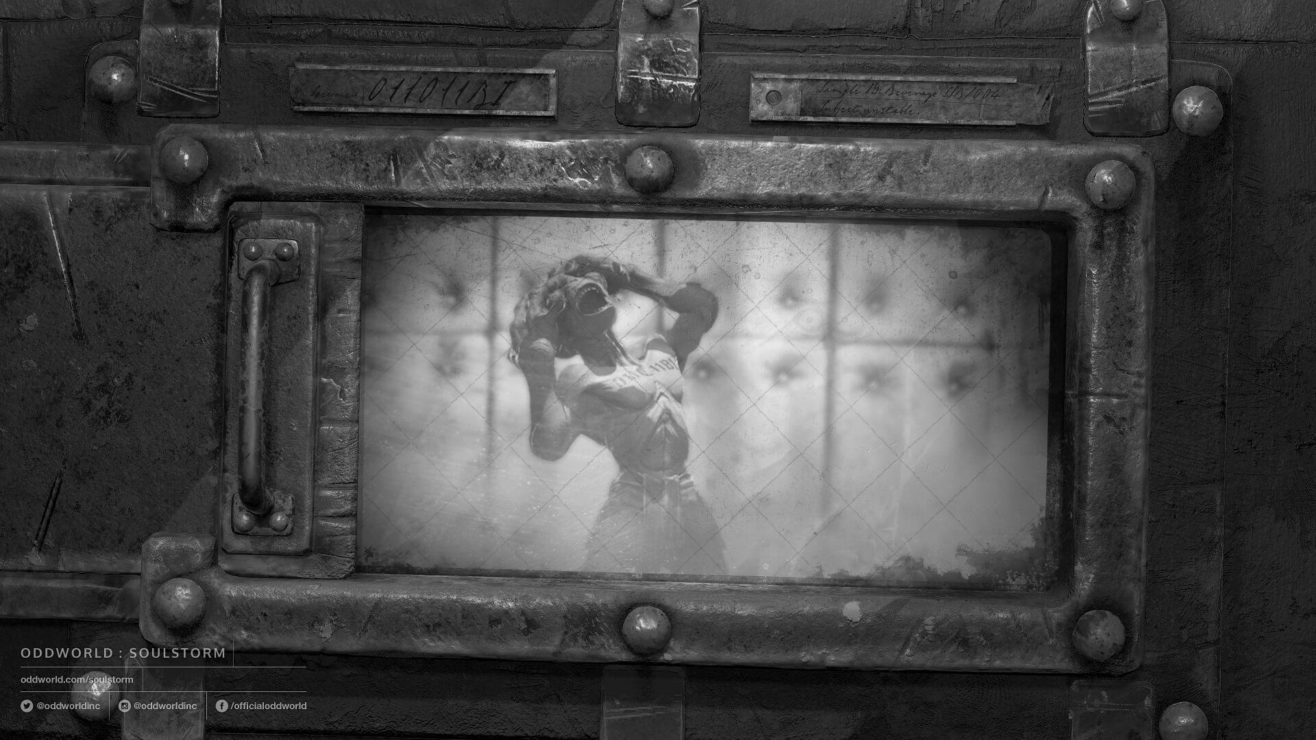 La humillación, dolor y tortura serán patentes en Oddworld: Soulstorm