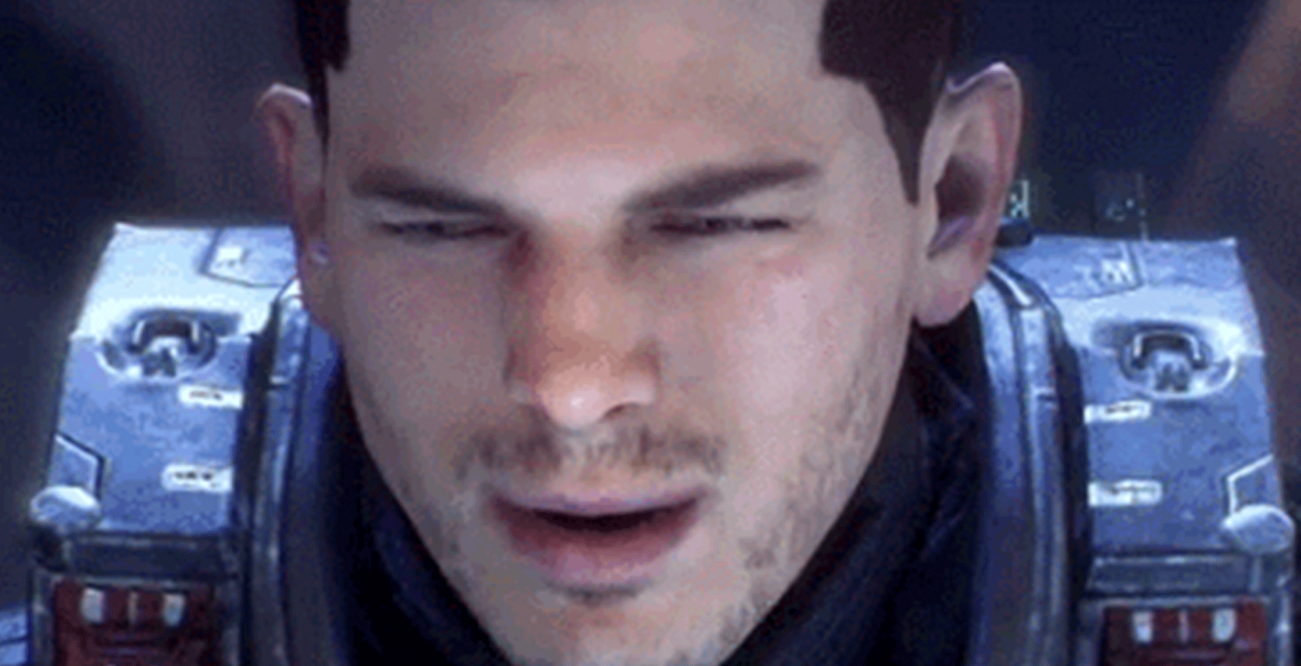 No hay parche para la animación estrambótica de Mass Effect Andromeda