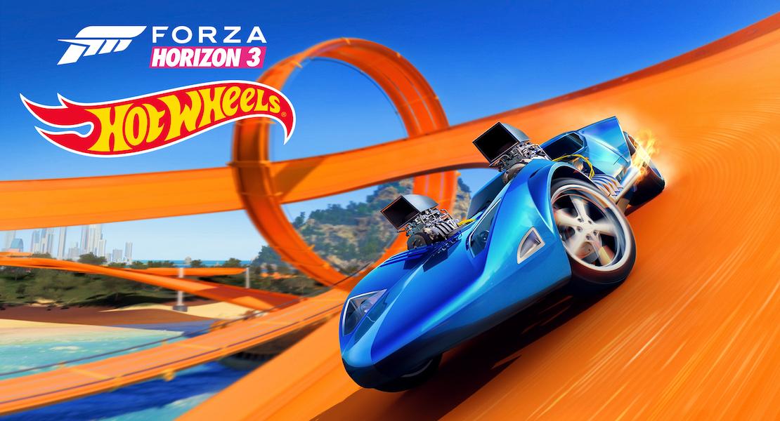 Llega Hot Wheels a Forza Horizon 3