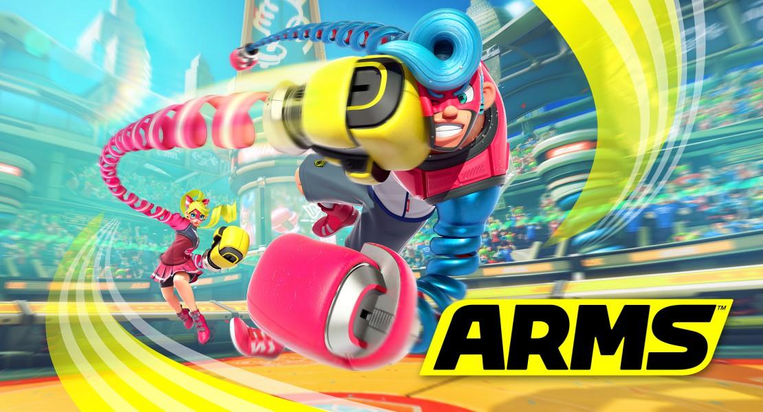 Nintendo presenta numerosas novedades sobre ARMS