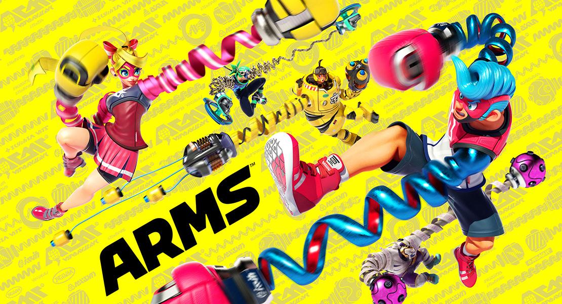 ARMS tendrá periodos de prueba abiertos antes de su lanzamiento