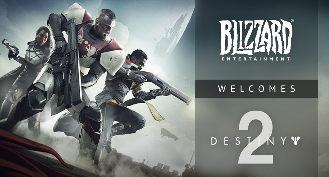Destiny 2 será exclusivo de la plataforma de Blizzard en PC