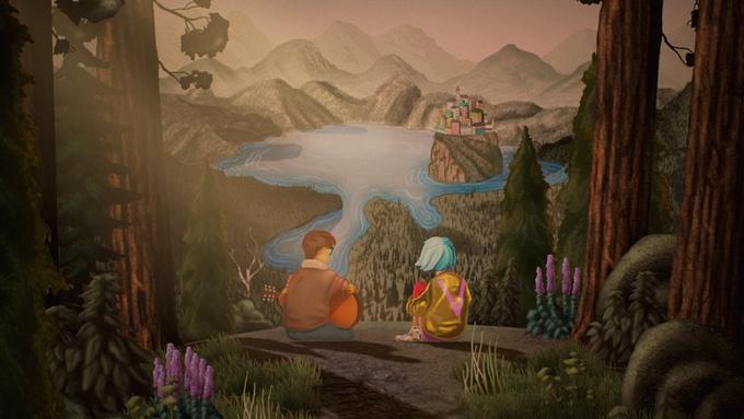 The Artful Escape saldrá para PC y Xbox One