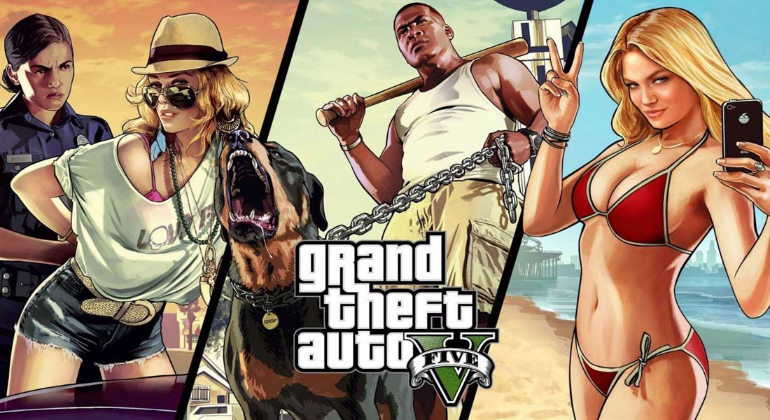 La comunidad se ceba con Grand Theft Auto V en Steam