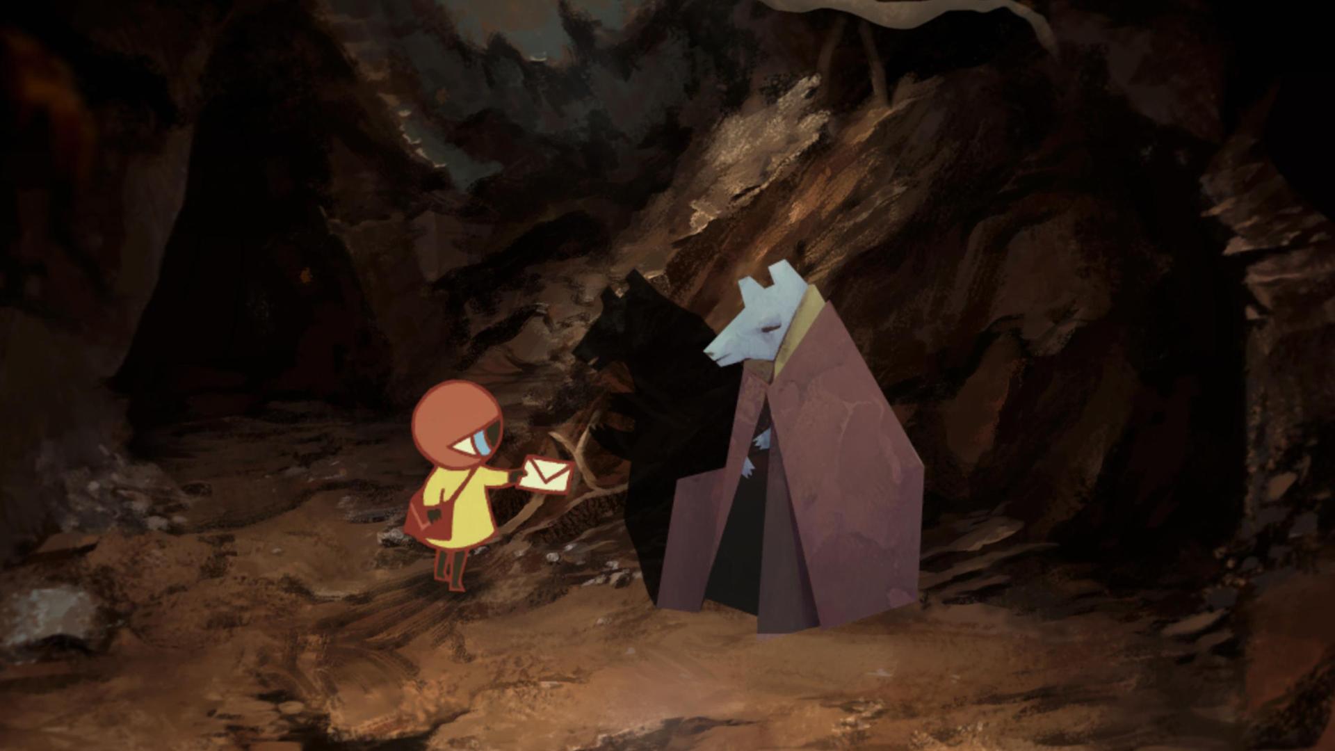 Tiny Echo presenta al pequeño mensajero de los espíritus del bosque