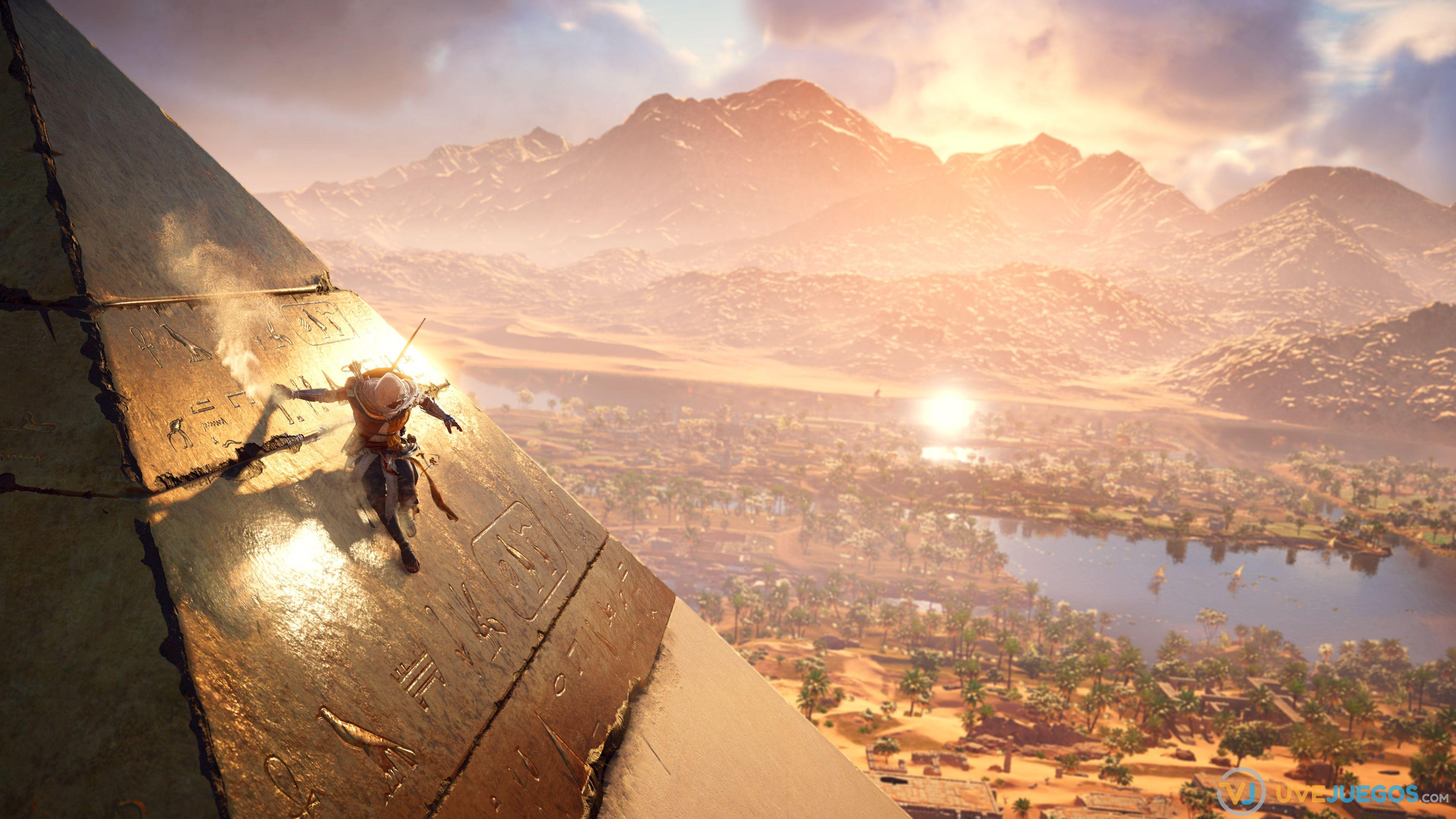Assassin's Creed: Origins nos revela el origen de la Hermandad