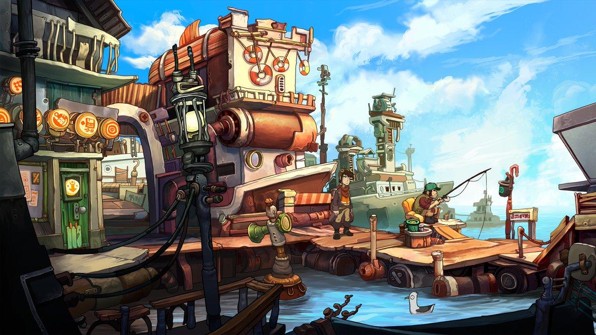 Meridiem Games trae Caos en Deponia a PlayStation 4