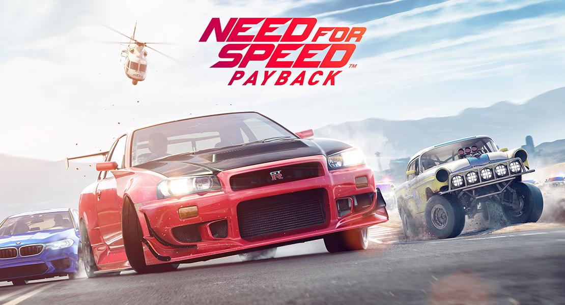 Nuevo tráiler del modo historia de Need For Speed Payback