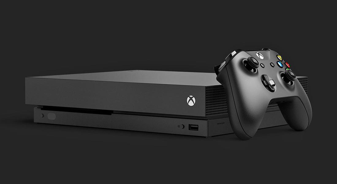 Xbox One X ha sido un éxito en su primera semana en Reino Unido