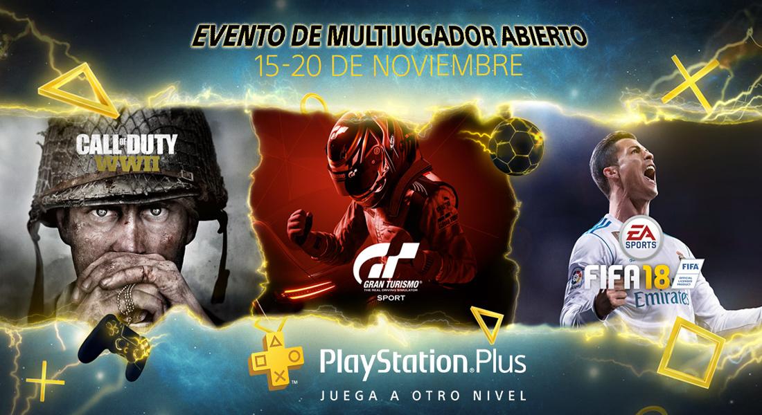 PlayStation Plus será gratuito durante cinco días a partir de mañana