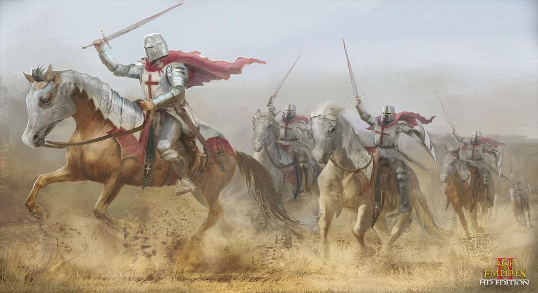 Ya disponible el parche 5.6 de Age of Empires II: HD Edition