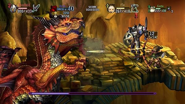 Atlus confirma que Dragon's Crown Pro aparecerá en Europa y América