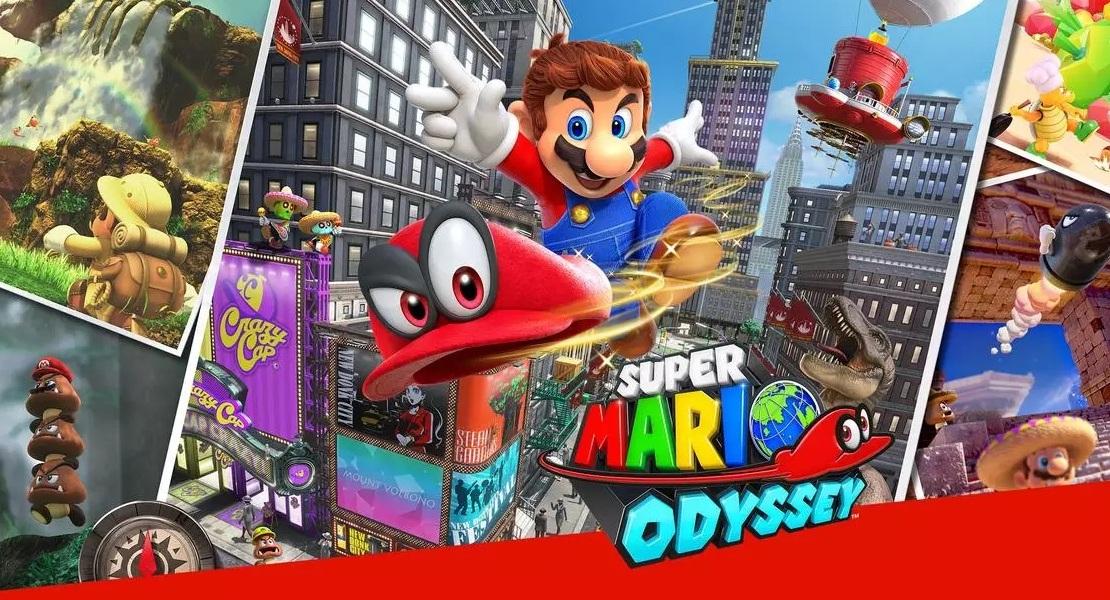 Super Mario Odyssey recibirá una importante actualización