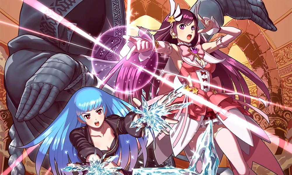 SNK y NIS America anuncian SNK Heroines Tag Team Frenzy