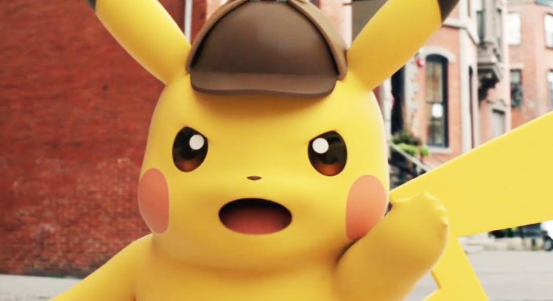 Detective Pikachu confirma su lanzamiento en Occidente