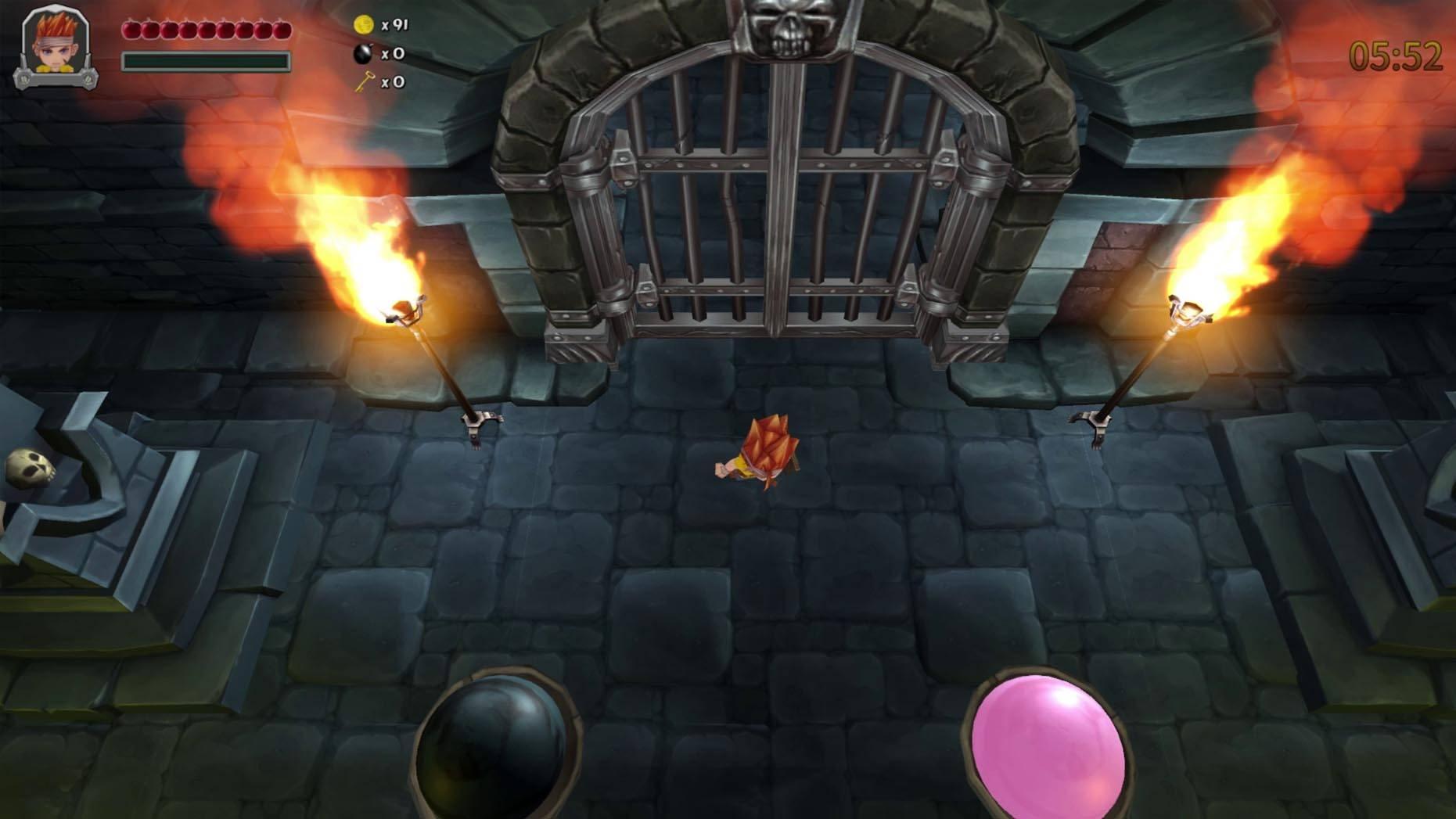 Un ex-uvejotero prepara su nuevo juego Heroes Trails