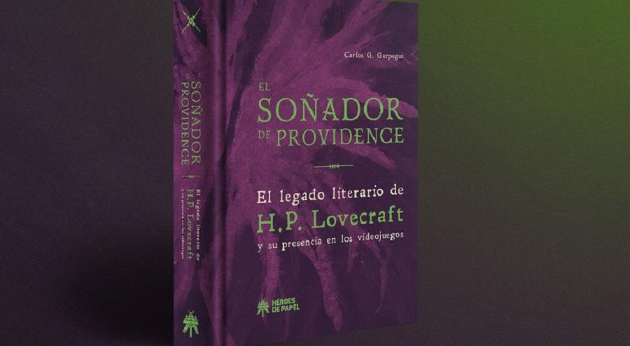 En el libro El soñador de Providence se analiza la figura de Lovecraft
