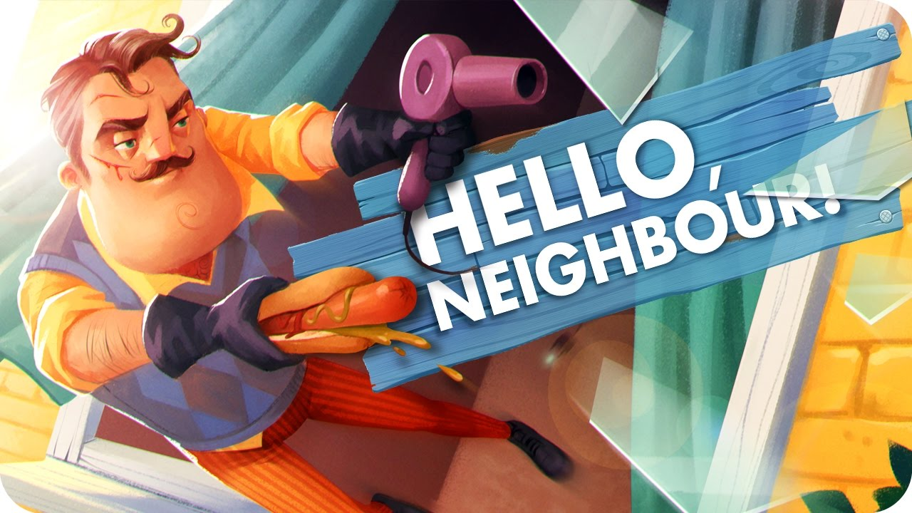 El antipático vecino de Hello Neighbour es confirmado para PlayStation
