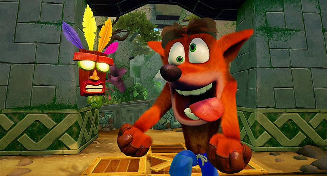 Crash Bandicoot eliminará los easter eggs de Naughty Dog