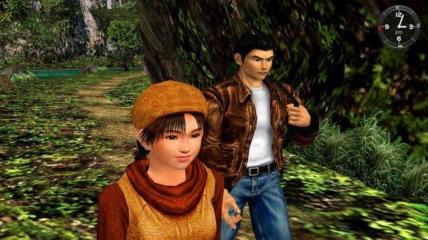 Sega anuncia Shenmue I & II en HD para las nuevas generaciones