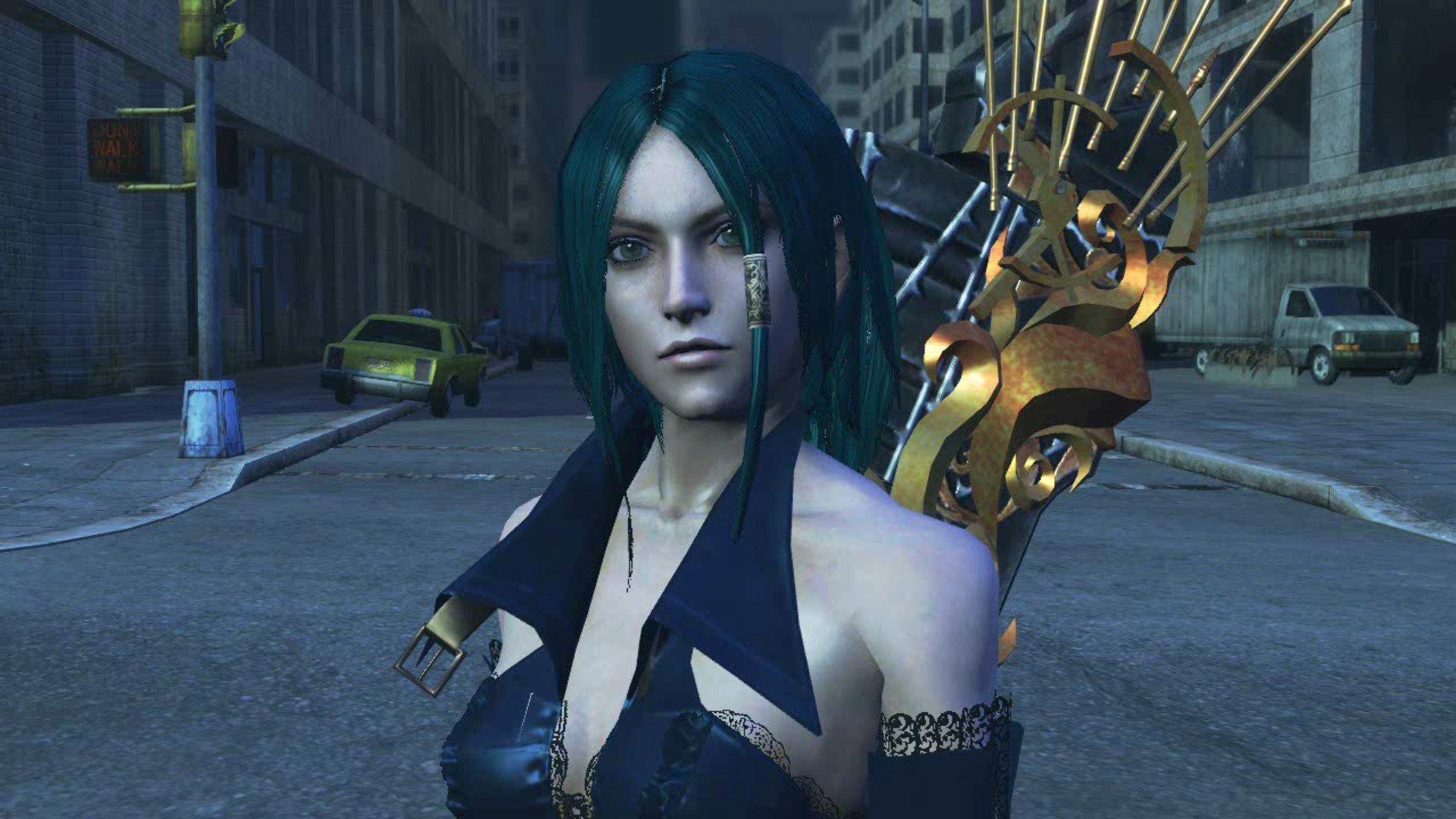 Bullet Witch, el clásico de Cavia, regresa a la actualidad en PC