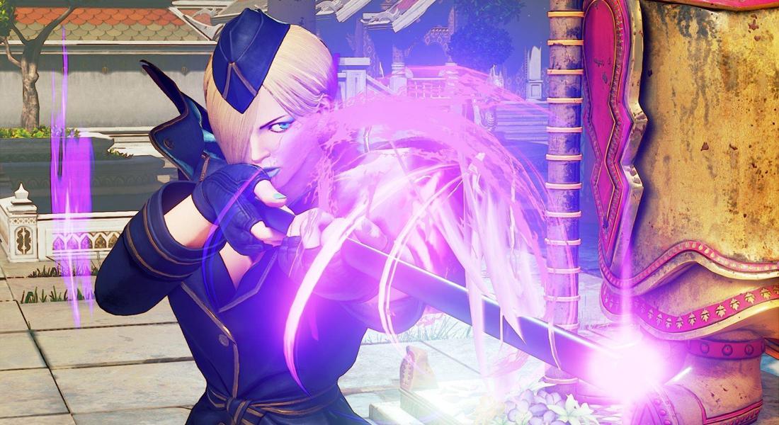 Falke es el tercer personaje de la Temporada 3 de SFV: Arcade Edition