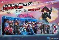 Dimension Drive saldrá para PlayStation 4