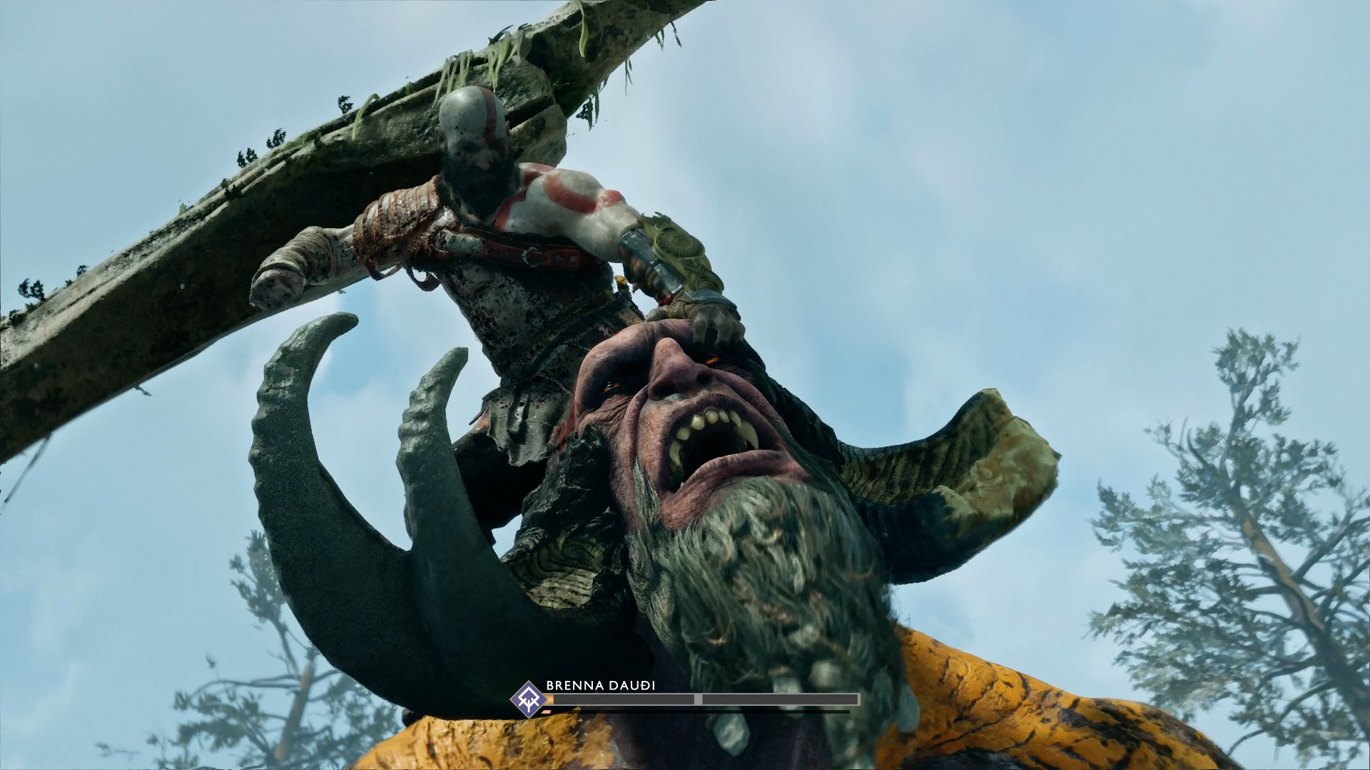 Un tráiler documental de God of War muestra a los trolls en acción