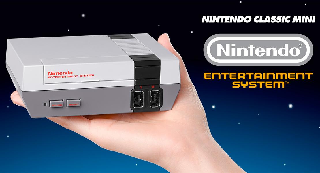 NES Mini volverá a las tiendas a finales de junio