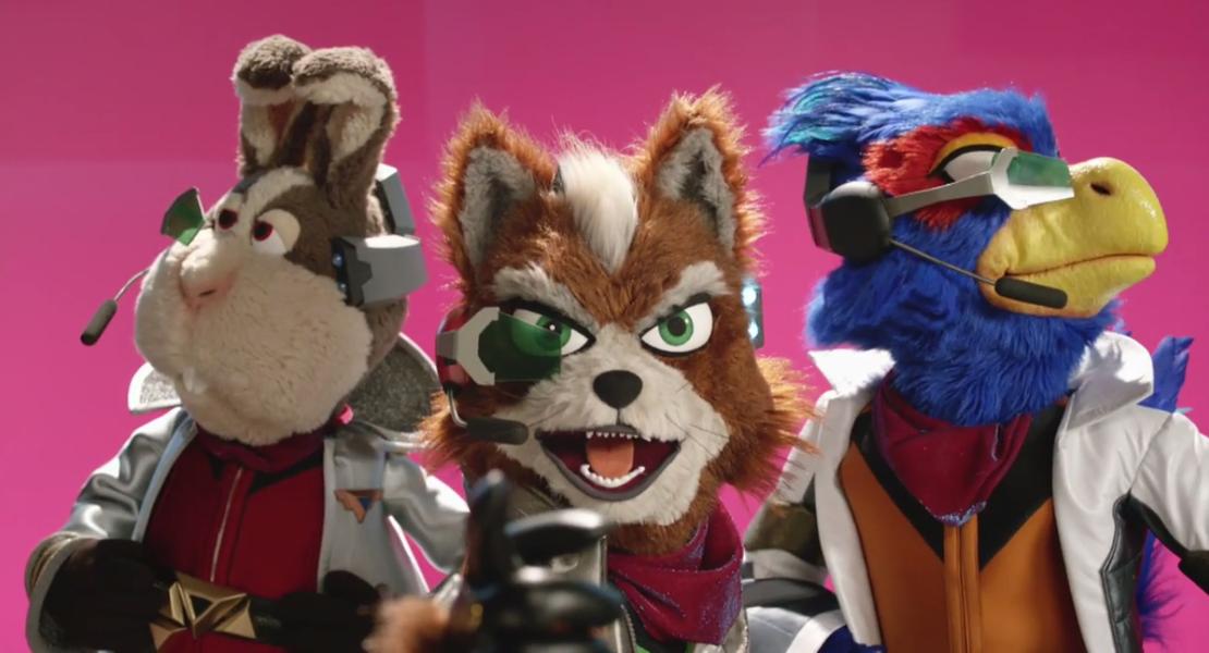 Retro Studios estaría desarrollando un juego de carreras de Star Fox