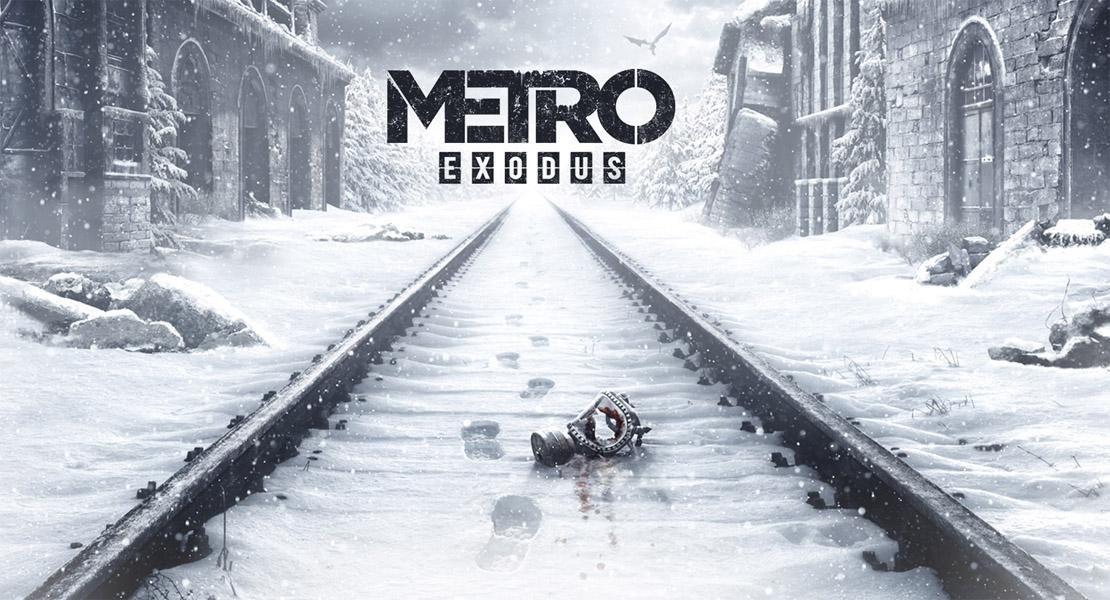 Metro Exodus no llegará hasta 2019