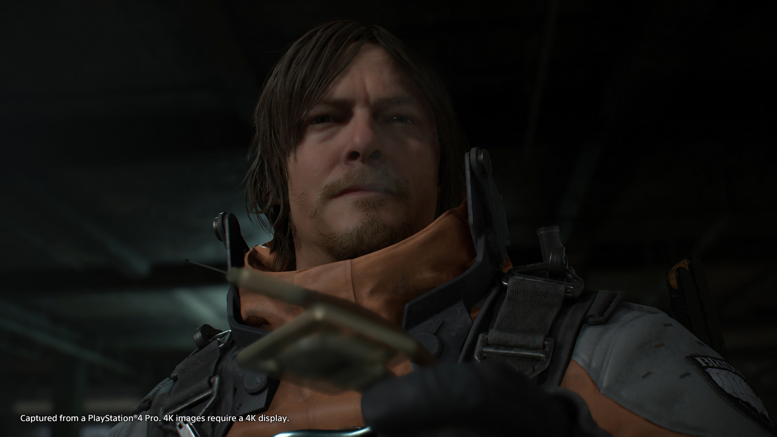 Primer gameplay trailer de Death Stranding, lo nuevo de Hideo Kojima