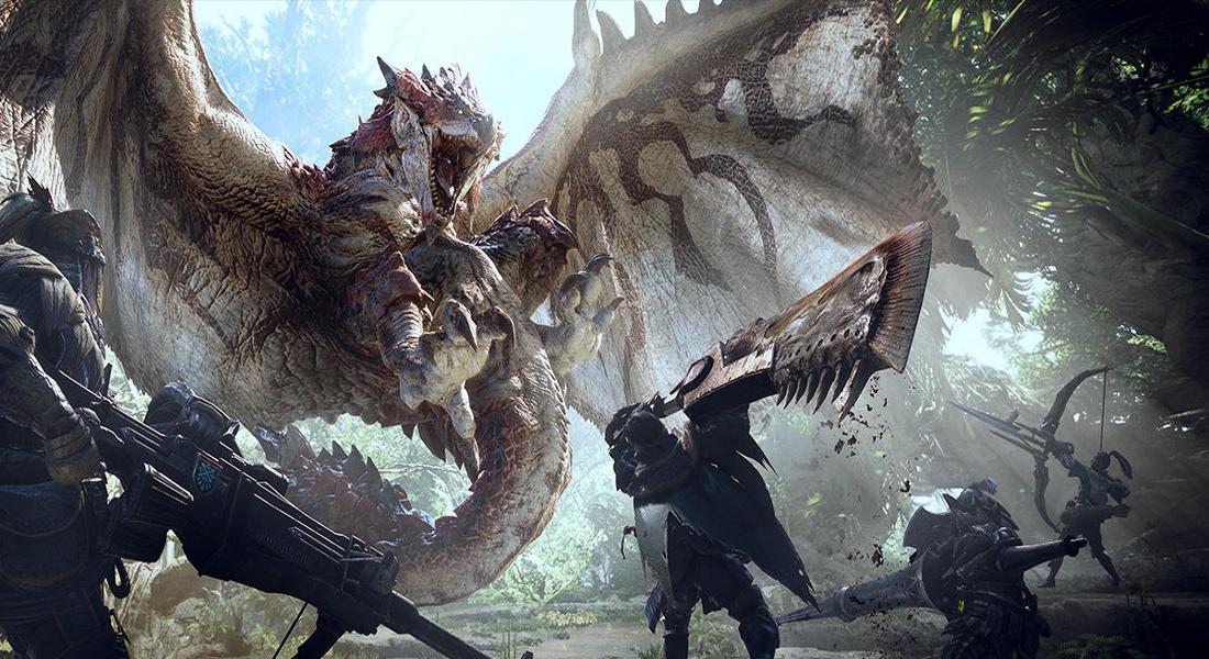 Monster Hunter World ya tiene fecha de lanzamiento en PC