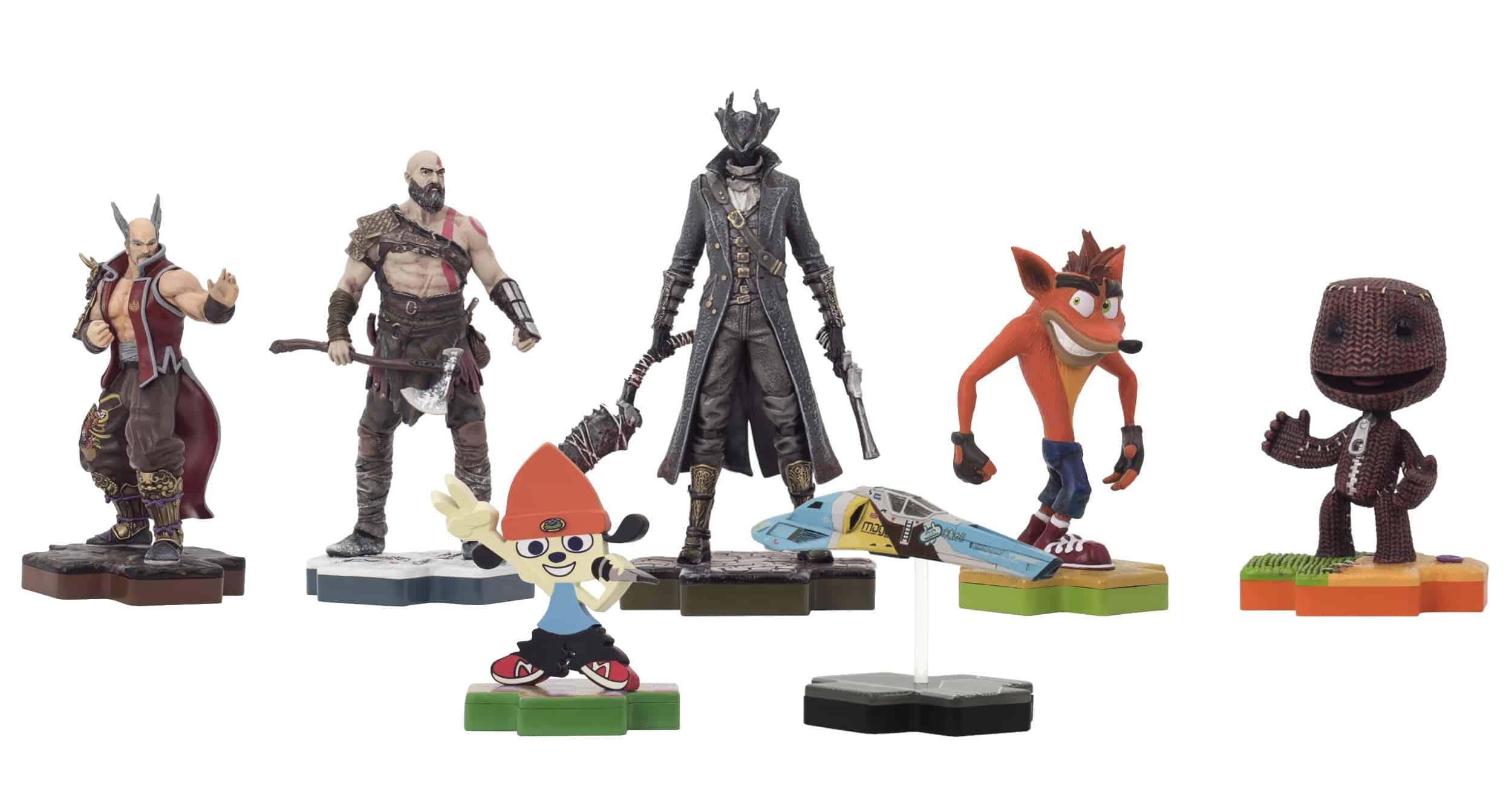 Héroes y monstruos se unen a la colección de Totaku