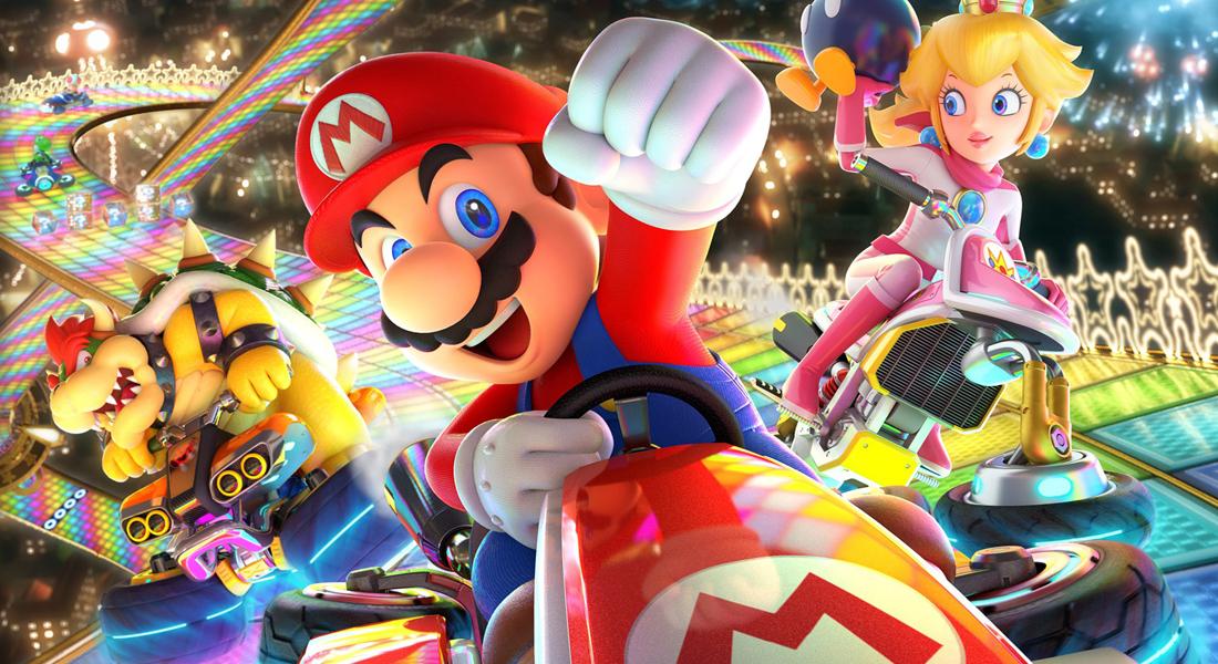 Mario Kart 8 Deluxe seguirá recibiendo actualizaciones