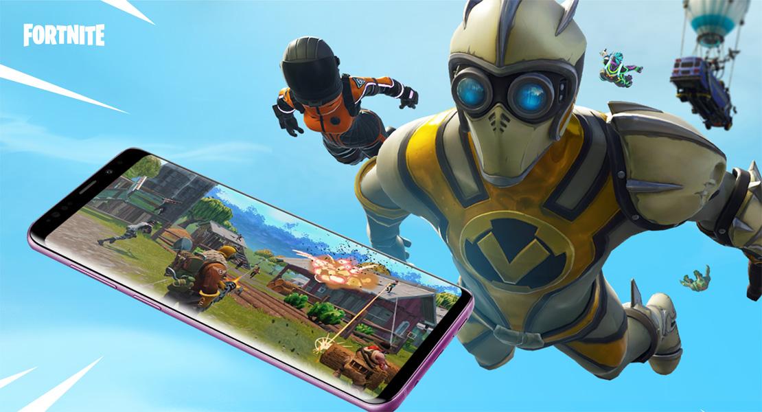 Fortnite Battle Royale ya disponible en Android