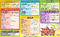Repertorio de Taiko no Tatsujin: Drum n Fun! (Nintendo Switch)