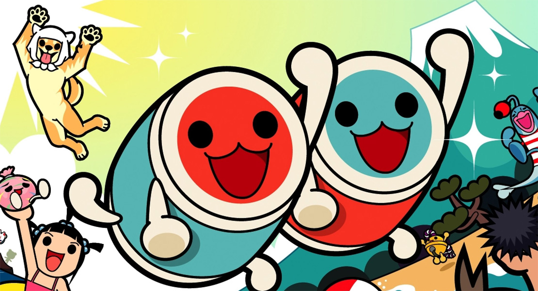 Taiko No Tatsujin confirma su lista de canciones para Switch y PS4