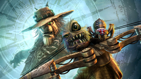 Oddworld: Stranger's Wrath HD saldrá para Switch