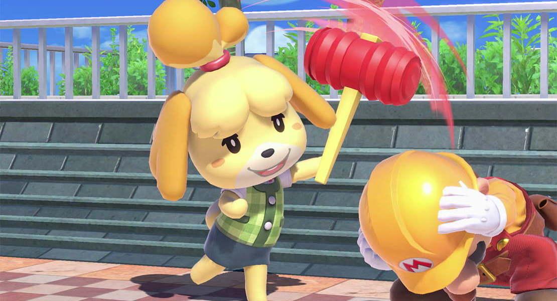 Super Smash Bros Ultimate recibe a Canela como nuevo personaje jugable