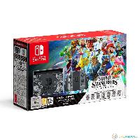 Caja del pack Super Smash Bros Ultimate