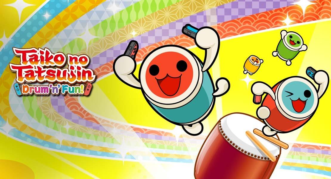 Taiko no Tatsujin: Drum 'n' Fun presenta tráiler y su edición especial