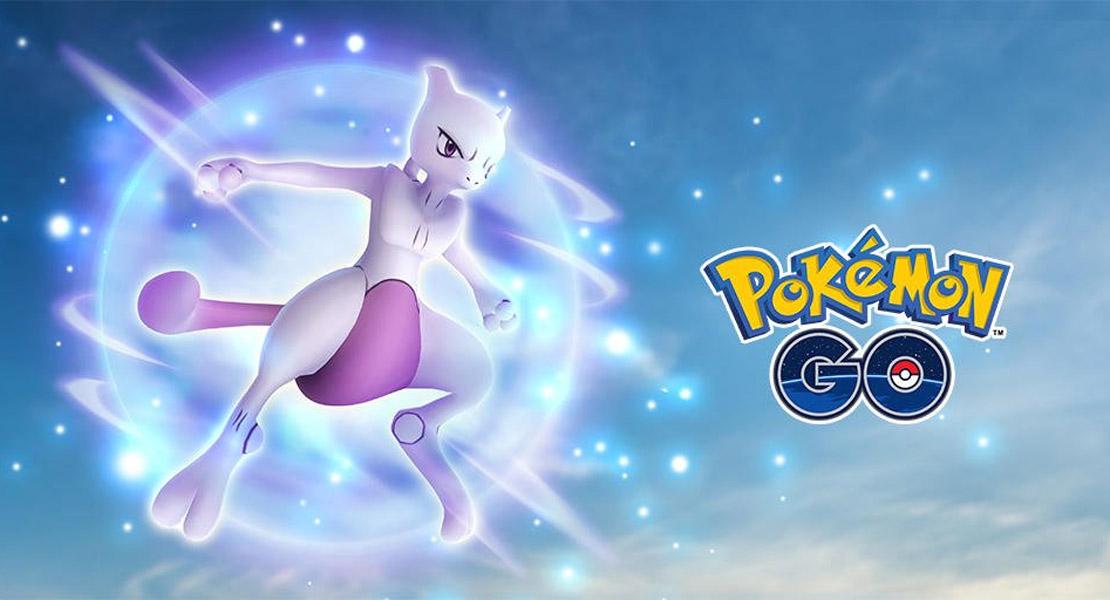 Pokémon GO confirma los ataques exclusivos de Mewtwo durante su evento