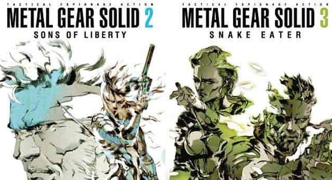 Metal Gear Solid 2 y 3 HD ya son retrocompatibles con Xbox One