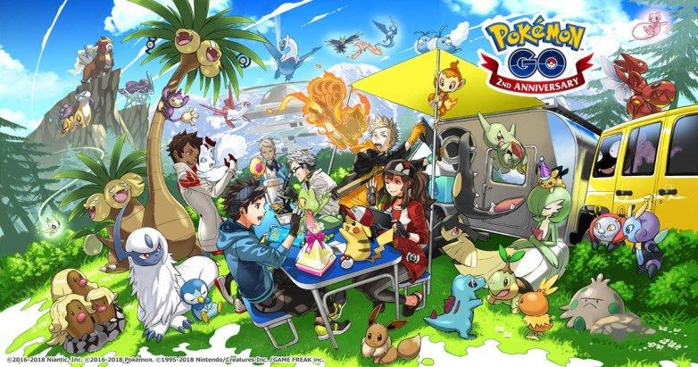 Las criaturas de Sinnoh llegarán a Pokémon Go en breve