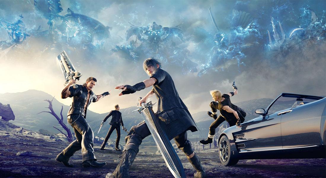 Square Enix cancela tres de los cuatro episodios de Final Fantasy XV