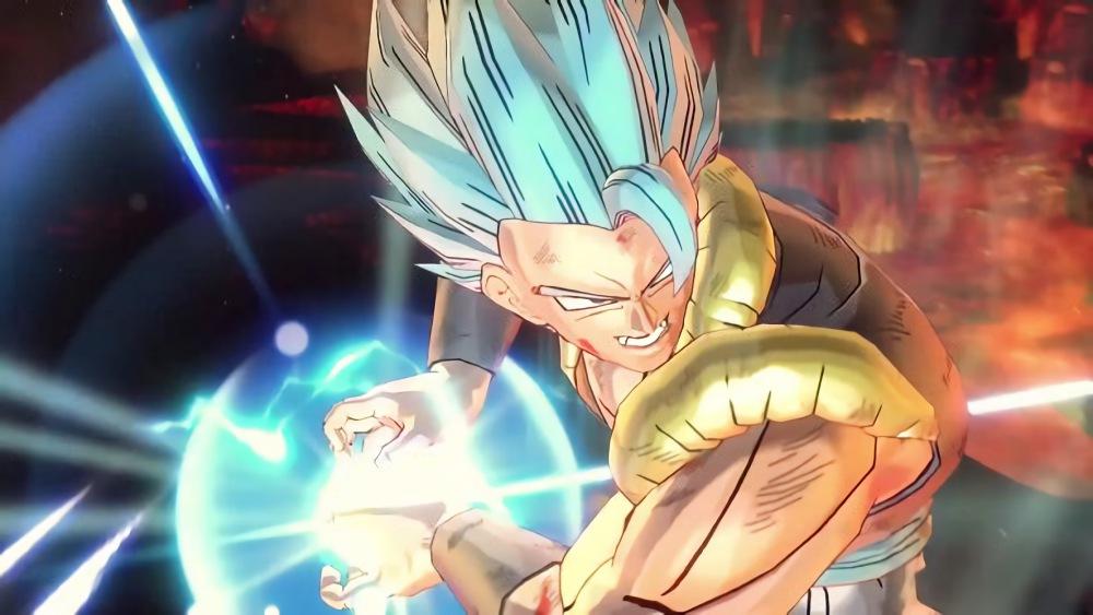 Gogeta Super Saiyan Blue también peleará en Dragon Ball Xenoverse 2